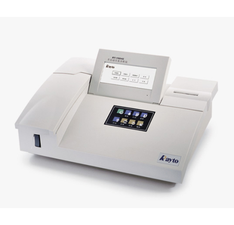 Semi-Automated Chemistry Analyzer (RT-1904c)