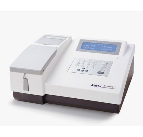 Semi-Automated Chemistry Analyzer (RT-9200)